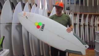 Channel Islands Pod Mod Surfboard Review