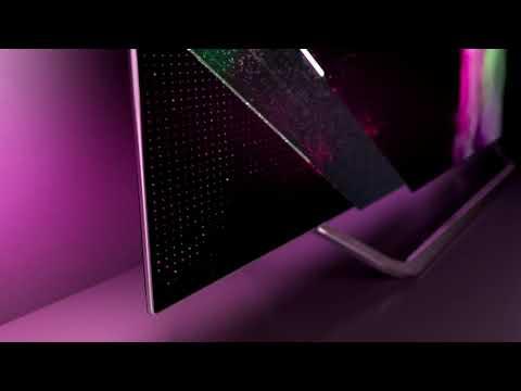 Televizor Smart OLED, Philips 55POS9002/12, 139 Cm, Ultra HD 4K, Android (2018) Flanco