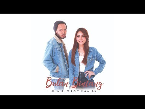 [OST] Jika Masih Ada Rindu - The Alif &  Ogy Maalek - Bulan Bintang - Official Lyric Video