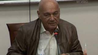 видео: Встреча с Владимиром Познером