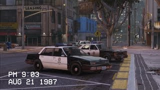 Retro Los Santos | GTA V Mods