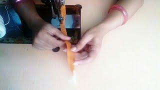 डोरी वाली पाइपिंग बनाने का आसान तरीका । How to make dori wali piping । Vanshika fashion