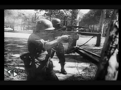 Résistance Française 3 - La Libération de Paris