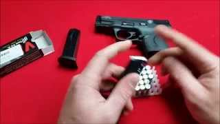 Smith & Wesson M&P 9c Kaliber 9mm P.A.K. (Update)