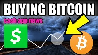 BUYING BITCOIN Dips & BTC / Cash App NEWS