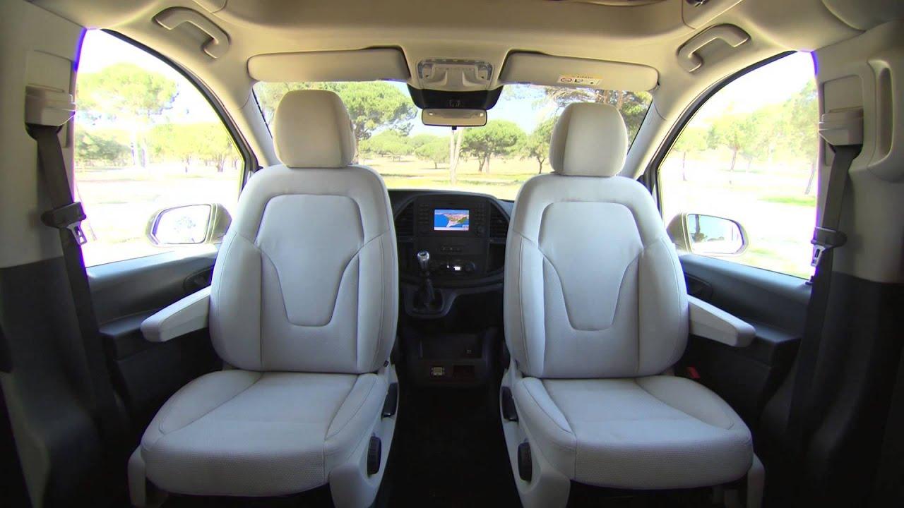 Mercedes benz marco polo activity 220 cdi interior design for Cdi interior design