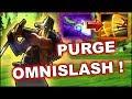 Dota 2 Tricks: Purge Omnislash!