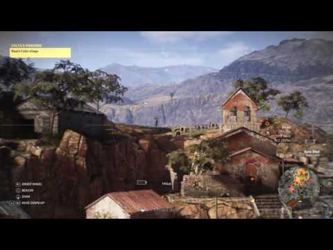 Tom Clancy's Ghost Recon Wildlands Exclusive Classified Gameplay UHD 4K