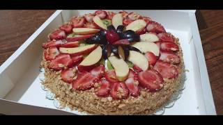 Бисквит для торта самый удачный и простой в приготовлении для любого новичка