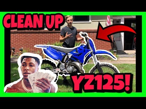 YZ125 FRESH AND CLEAN