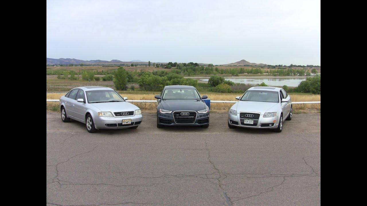 Bmw Vs Audi A4