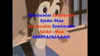 spectacular spider man lyrics