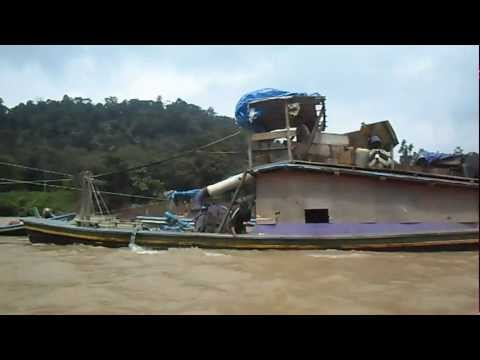 Gold Mining in Sumatera