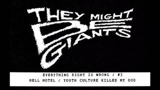 Youth Culture Killed My Dog (1984 Promotional Demo Tape) | They Might Be Giants
