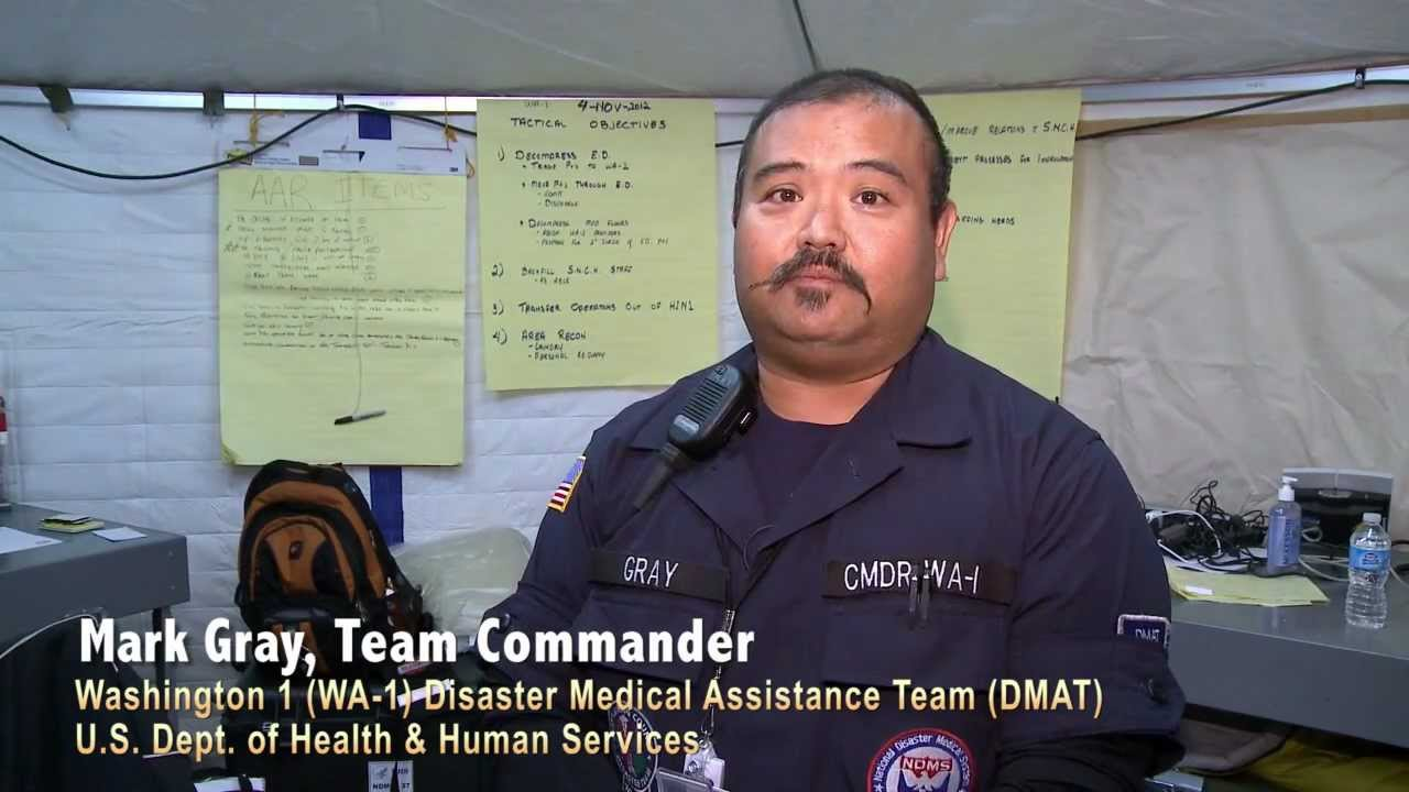 Ask A DMAT Commander Steps To Improve Personal Preparedness