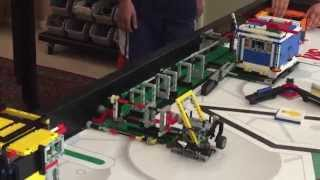 First Lego League (FLL) 2015 World Class Run (826 points)