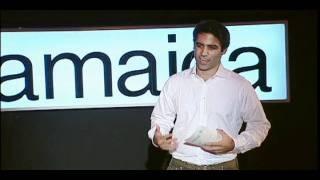 "TEDxJamaica - Divya Narendra ""Big Ideas on a small budget"""