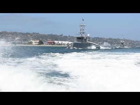 针对谁?美军无人舰队太平洋大练兵(图/2视频)