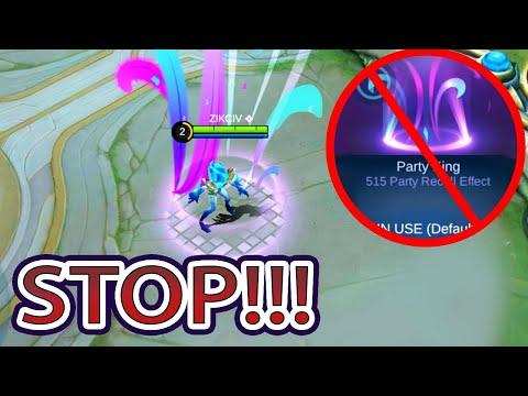 STOP USING THIS RECALL!!!! | Mobile Legends Bang Bang