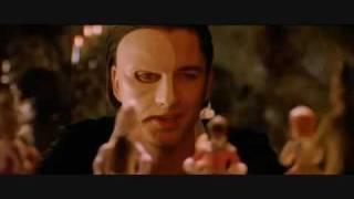 phantom of the opera v for vendetta trailer