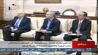 الحلقي - نشكر الجزائر على وقوفها في المحافل الدولية إلى جانب سورية وتفهمها لطبيعة المؤامرة ضدها