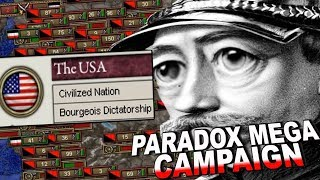What have I done - Paradox Mega Campaign - Victoria 2