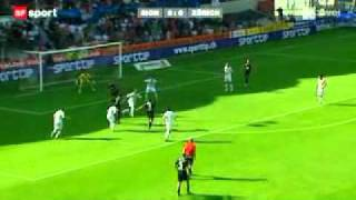 Switzerland - Axpo Super League (1. Runde): FC Sion - FC Zürich 1-0 (16/07/11)