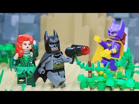 Brick Channel Lego Batman: Two Girl One Batman