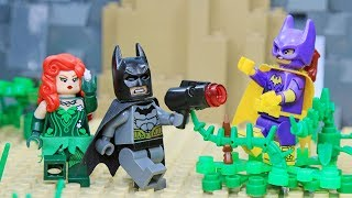Brick Channel Lego Batman: Two Girl One Batman