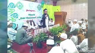 Maulid @ Masjid Al Jama'ah Menteng Anyar 27 Jan 2018 # Habiby Alaydrus