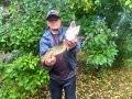 Рыбалка  Река Белая 03 09 2015 г