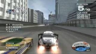 Ridge Racer 7 Online Battle 12-10-2016 (Part 1)