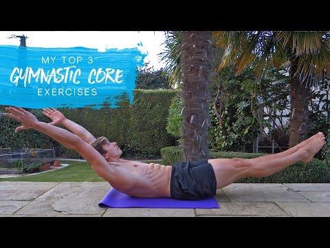 My Top 3: Gymnastic Beginner Core Exercises