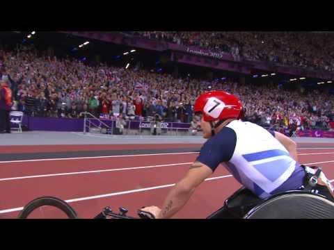 ITV - Sports Life Stories: David Weir (2013)