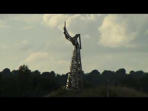 Druid Sculptures Ireland
