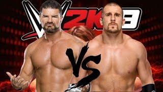 WWE 2K19 Matches Bobby Roode vs Mojo Rawley