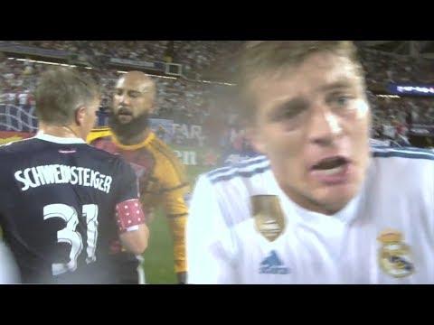 Árbitro veste câmera em jogo do Real Madrid e o resultado é INCRÍVEL!