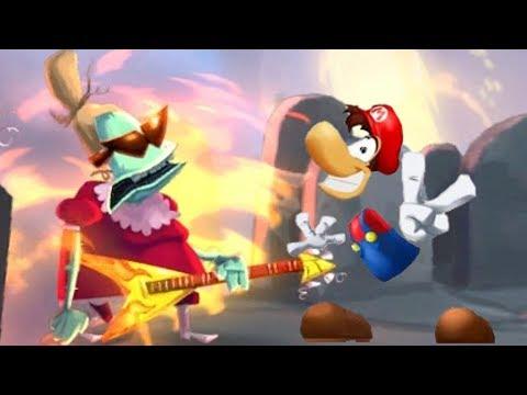 Rayman Legends - All Music Levels + 8-bit Versions