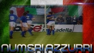 Italia-Lussemburgo: sfida a colpi di numeri