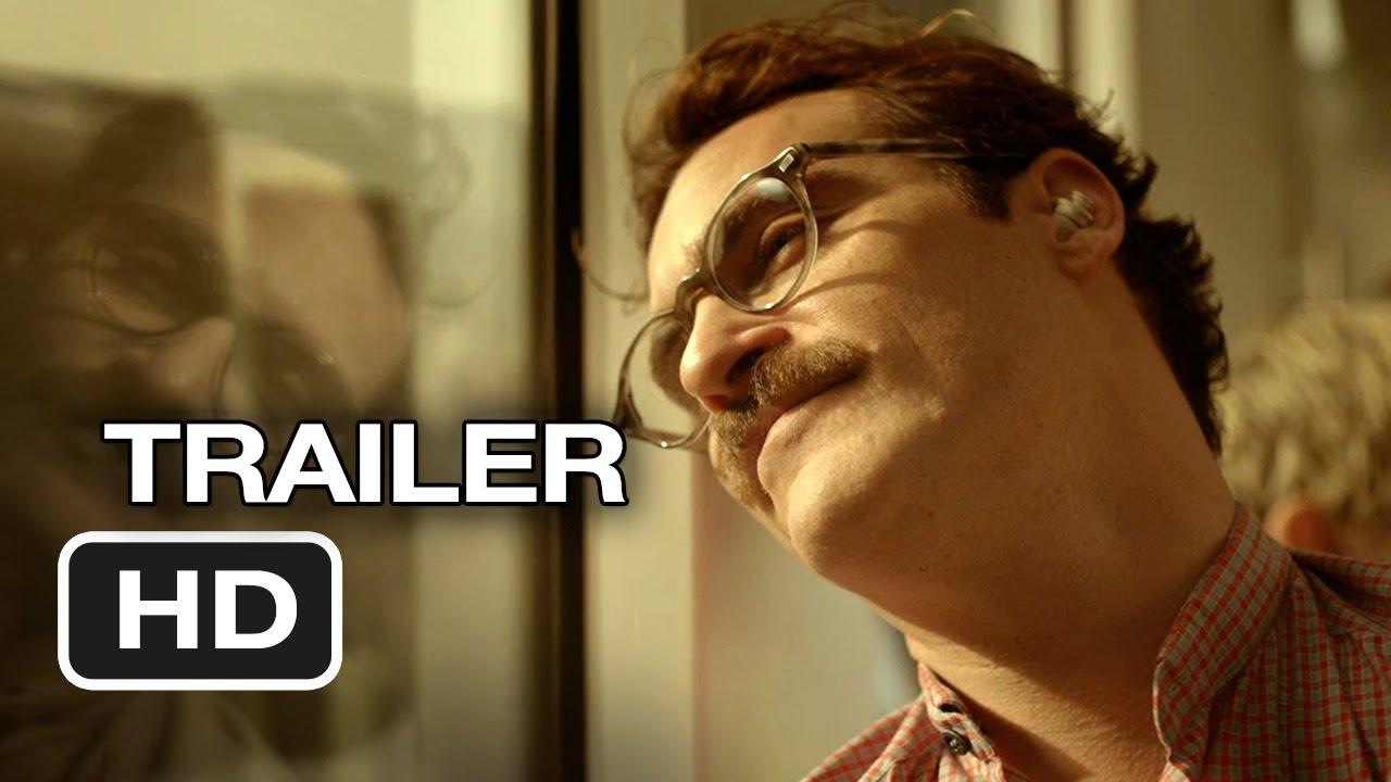 Her Official Trailer 1 2013 Joaquin Phoenix Scarlett