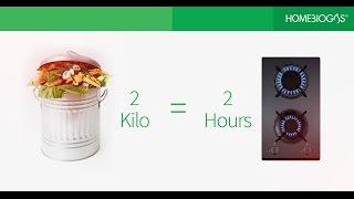 Turn Dinner Scraps into ENERGY