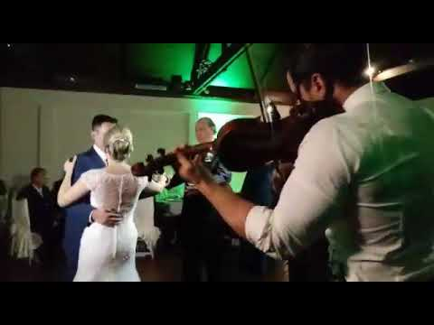 Christina Perri - A Thousand Years   em Casamento  Douglas Mendes Violin Cover
