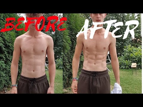 FULL HOME ABS ROUTINE [5min]-5 WEEK ABS TRANSFORMATION(BURN FAT GROW MUSCLES)