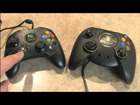 Classic Game Room - XBOX GAME CONTROLLER review