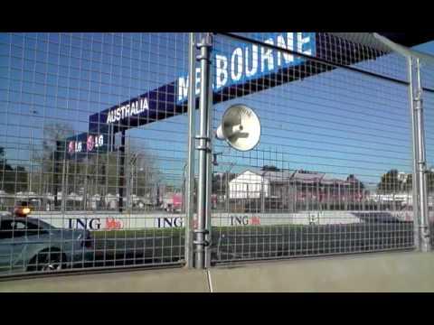 Australian Grand Prix Melbourne 2009 #1