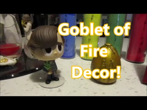 🔥Goblet of Fire Decor 9.4.19 Day 2261