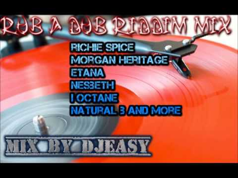 Rub A Dub Riddim Mix (no doubt records) Mix By Djeasy