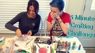 5 minute crafting challenge