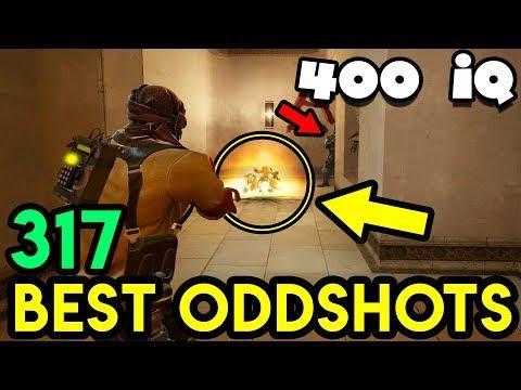 400 IQ PREDICTION ! *EPIC* - CS:GO BEST ODDSHOTS #317