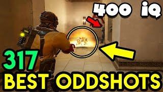 400 IQ PREDICTION ! *EPIC* - CS:GO BEST ODDSHOTS #317